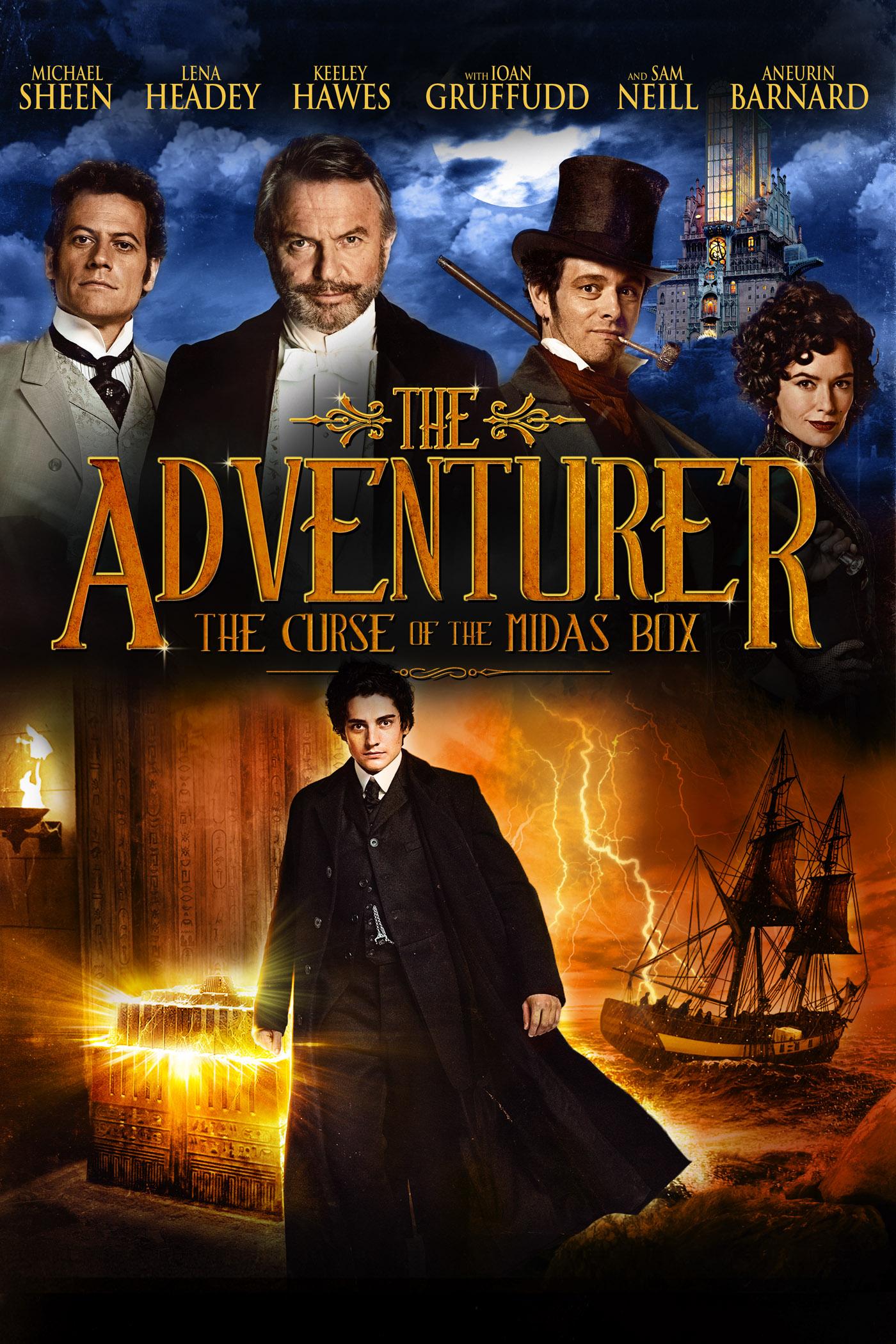 Poszukiwacz przygód: Klątwa skrzyni Midasa / The Adventurer: The Curse of the Midas Box