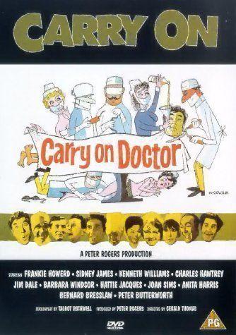 Cała Naprzód: Doktorze do Dzieła / Carry On Doctor