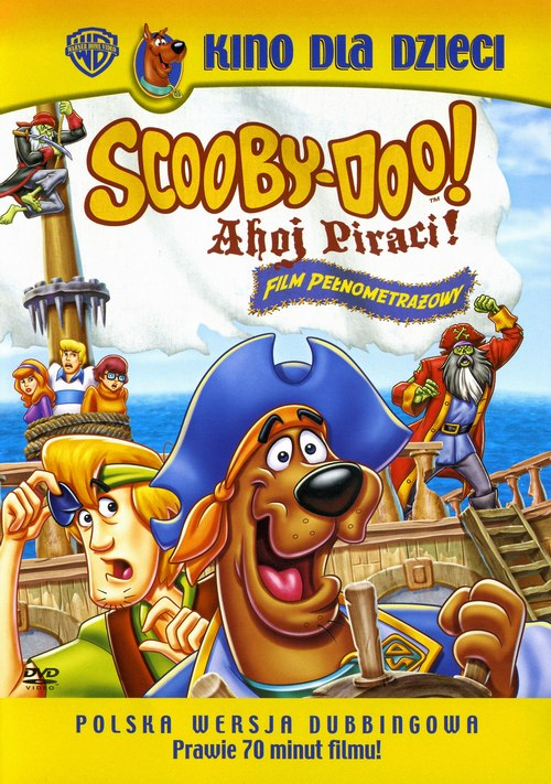 Scooby-Doo: Ahoj piraci! / Scooby-Doo! Pirates Ahoy!