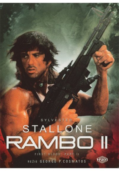 Rambo: Pierwsza krew II / Rambo: First Blood Part II