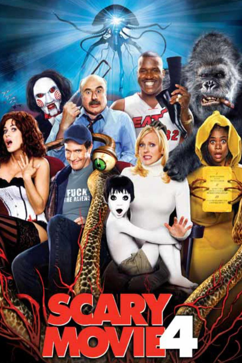 Straszny film 4 / Scary Movie 4