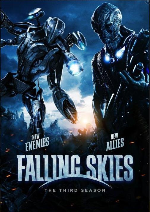 Wrogie Niebo / Falling Skies (Sezon: 04)
