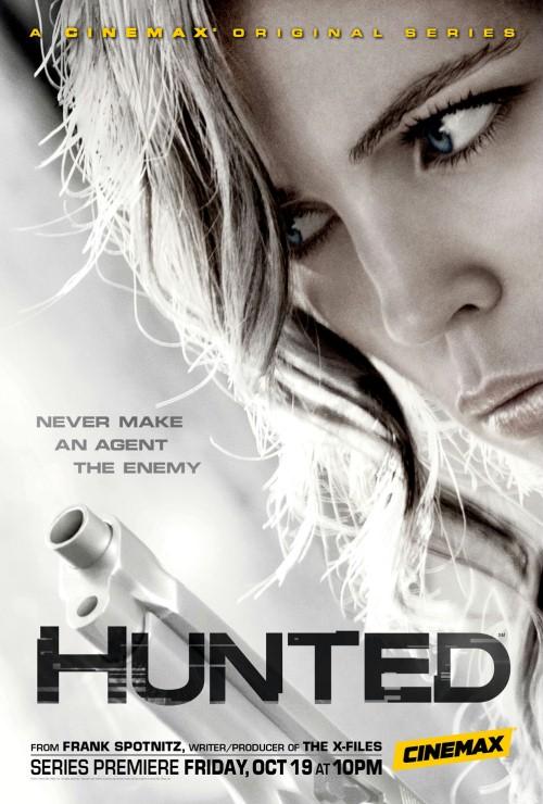 Ścigana / Hunted (Sezon 1)
