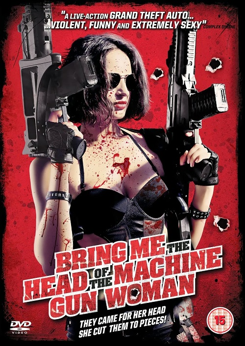 Dajcie mi głowę kobiety z karabinem / Bring Me The Head Of The Machine Gun Woman