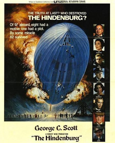 Hindenburg / The Hindenburg