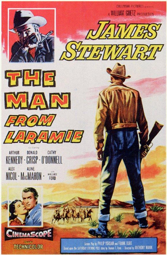 Mściciel z Laramie / The Man from Laramie