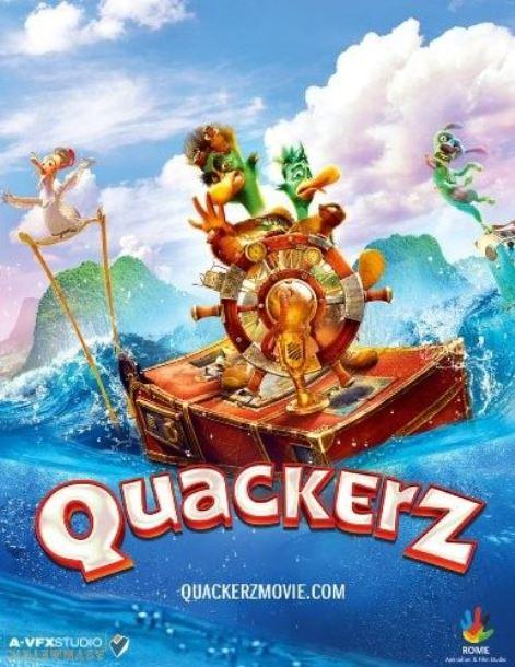Kacze Wakacje / Quackerz