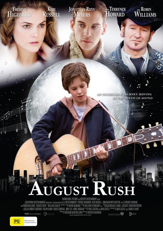 Cudowne dziecko / August Rush
