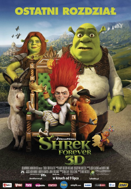 Shrek Forever / Shrek Forever After