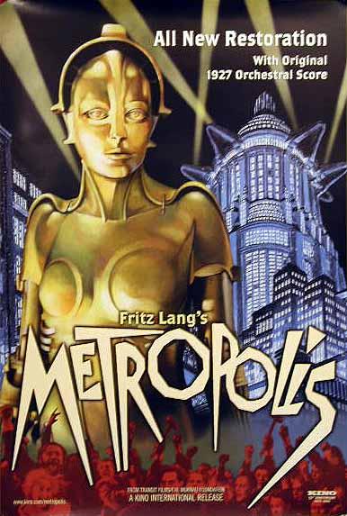 Metropolis / Metropolis