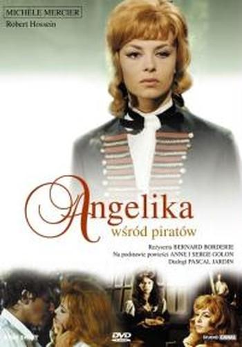 Angelika wśród piratów / Indomptable Angélique