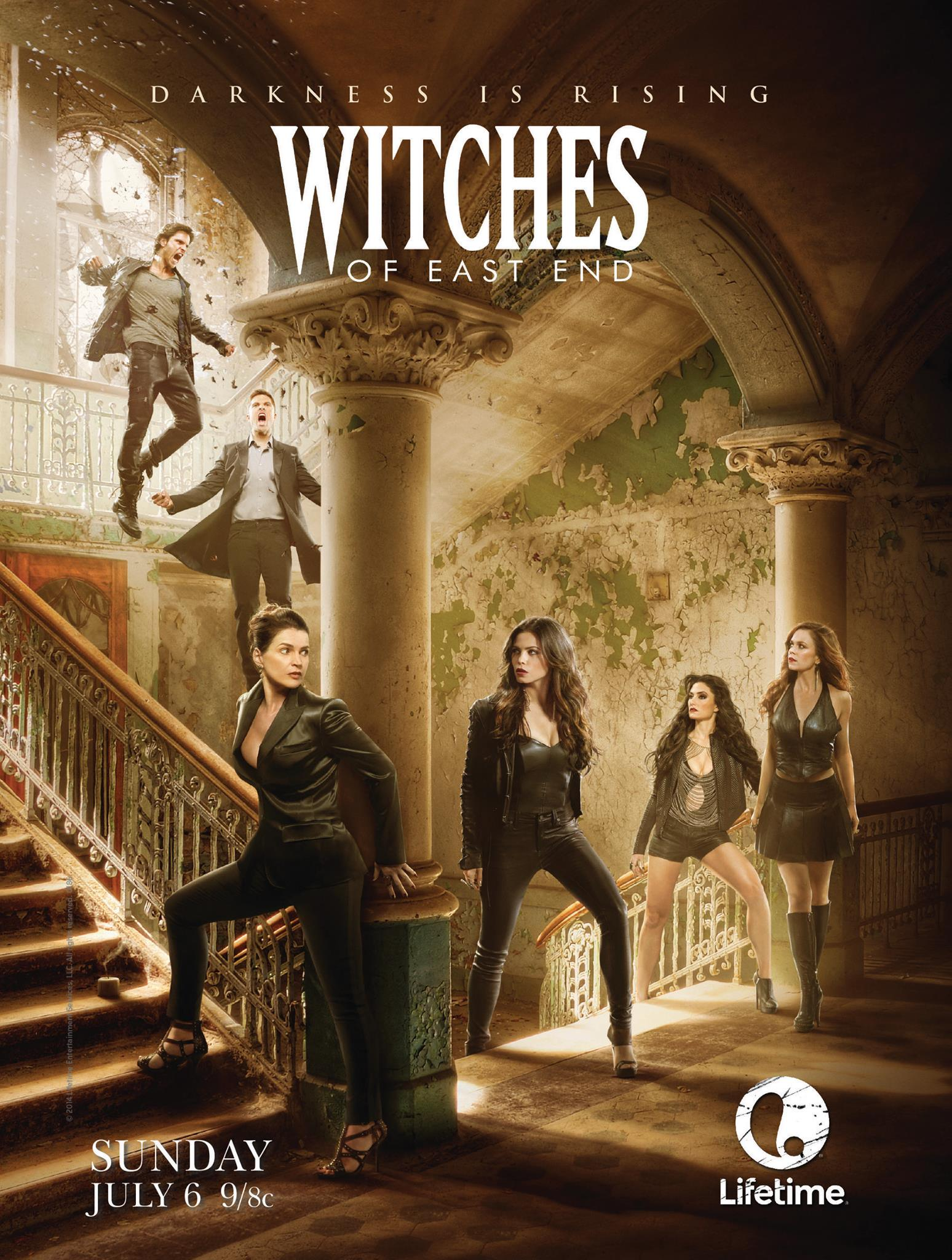 Czarownice z East Endu / Witches of East End (Sezon: 02)