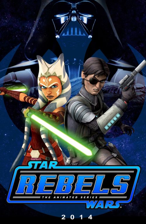 Star Wars: Rebelianci / Star Wars Rebels (Sezon: 01)