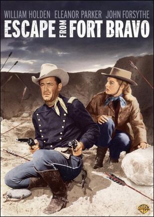 Ucieczka z Fortu Bravo / Escape from Fort Bravo