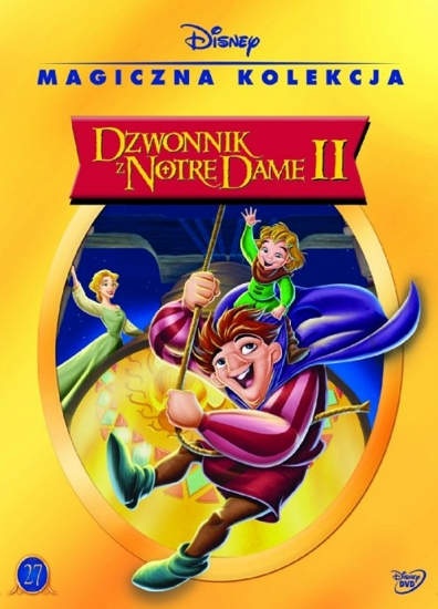 Dzwonnik z Notre Dame II / Hunchback of Notre Dame II, The