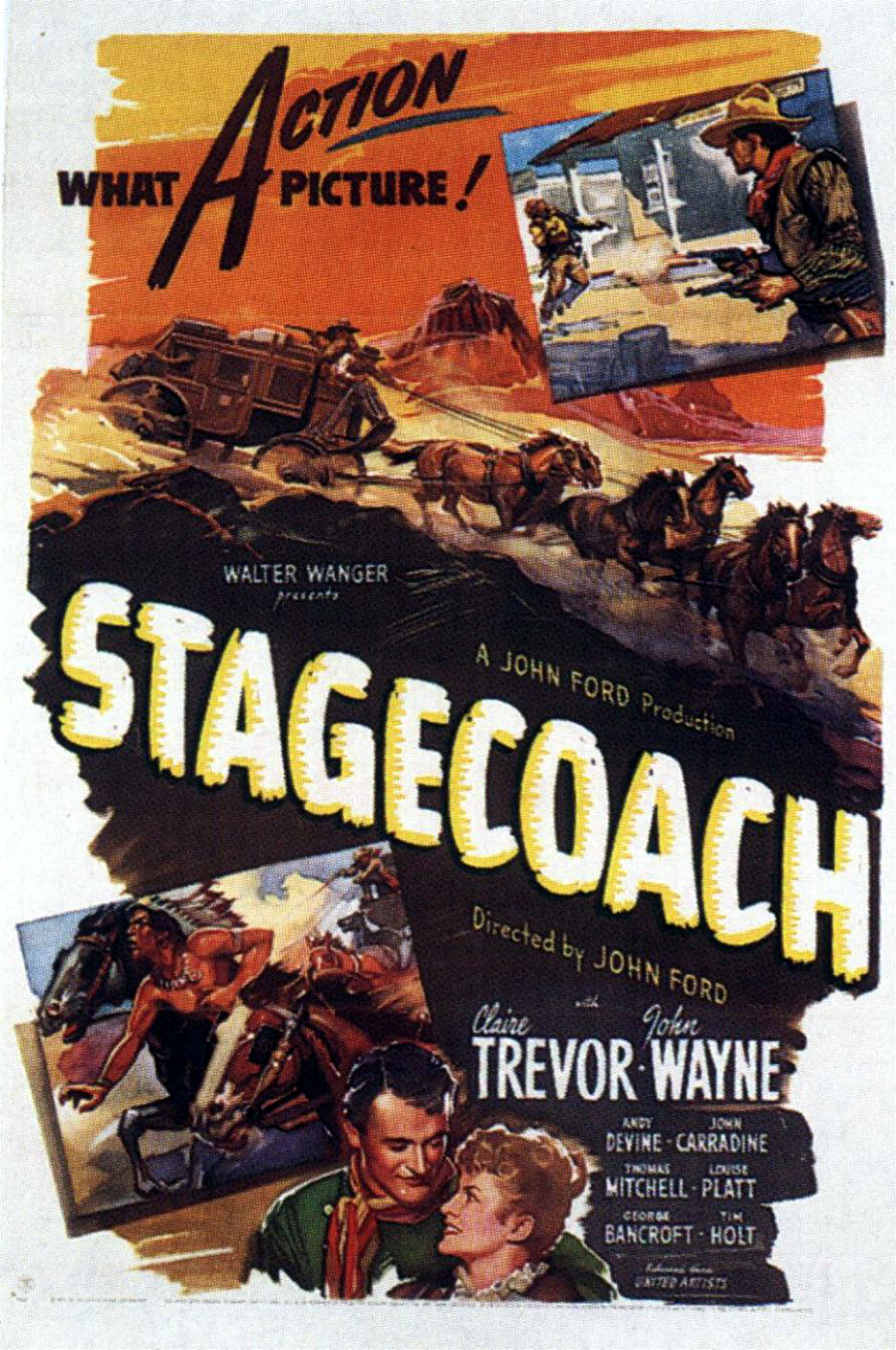 Dyliżans / Stagecoach