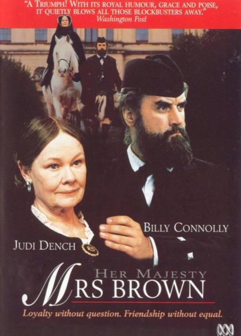 Jej wysokość Pani Brown / Mrs. Brown