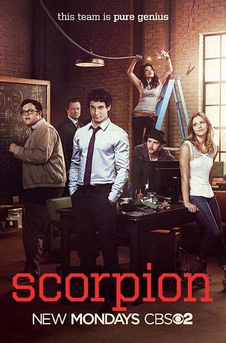 Scorpion (Sezon 1)