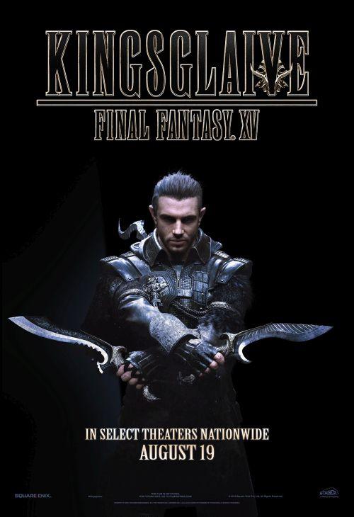 Final Fantasy XV: Gwardia Królewska / Kingsglaive Final Fantasy XV