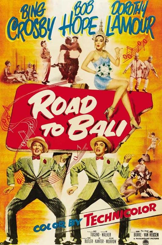 Droga do Bali / Road to Bali