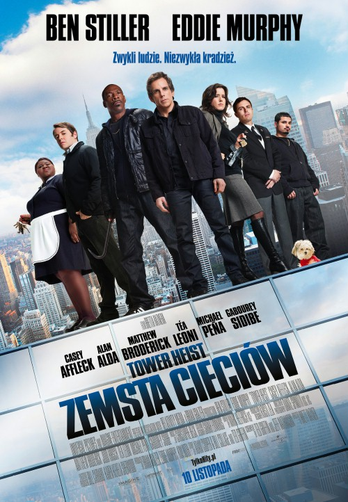 Tower Heist: Zemsta cieciów / Tower Heist