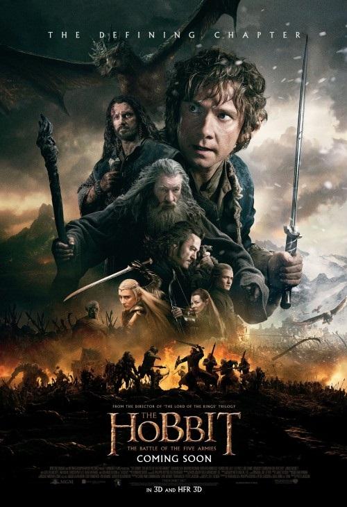 Hobbit: Bitwa Pięciu Armii / The Hobbit: The Battle of the Five Armies