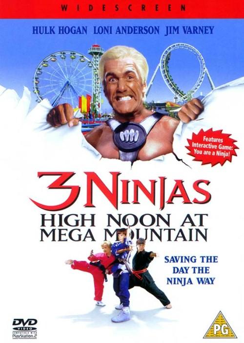 Małolaty Ninja w Lunaparku / 3 Ninjas High Noon At Mega Mountain