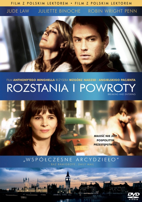 Rozstania i powroty / Breaking and Entering