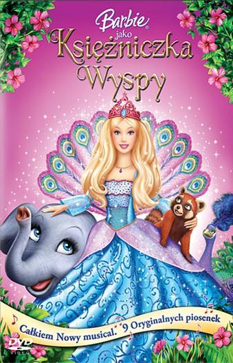 Barbie jako księżniczka wyspy / Barbie as The Island Princess