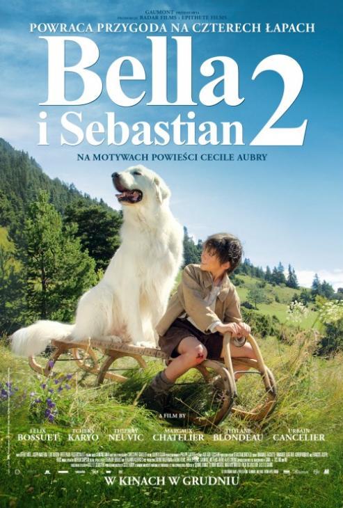Bella i Sebastian 2 / Belle et Sébastien, l'aventure continue
