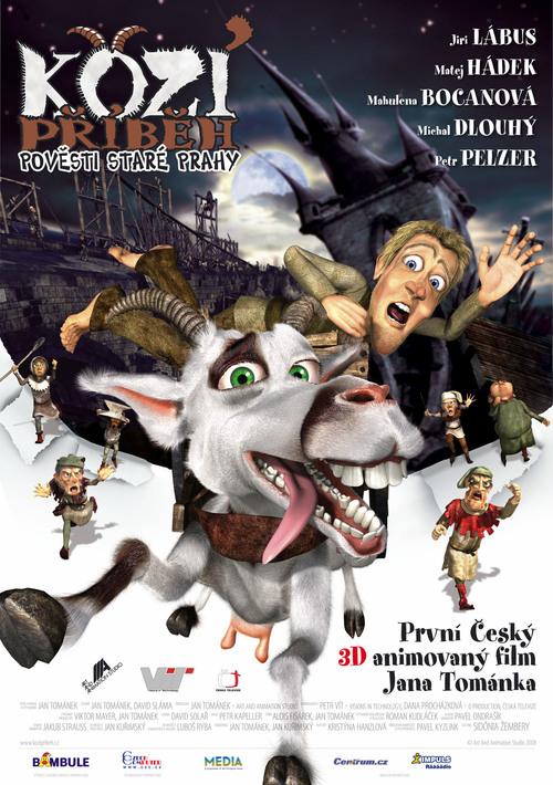 Kozula Spryciula / Goat Story