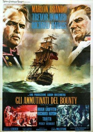 Bunt na Bounty / Mutiny on the Bounty