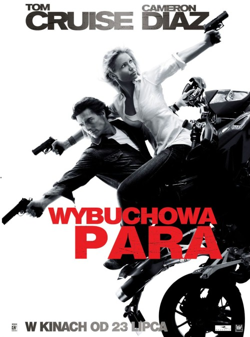 Wybuchowa para / Knight and Day