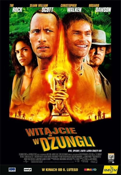 Witajcie w Dżungli / The Rundown