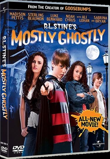 Noc Duchów / Mostly Ghostly