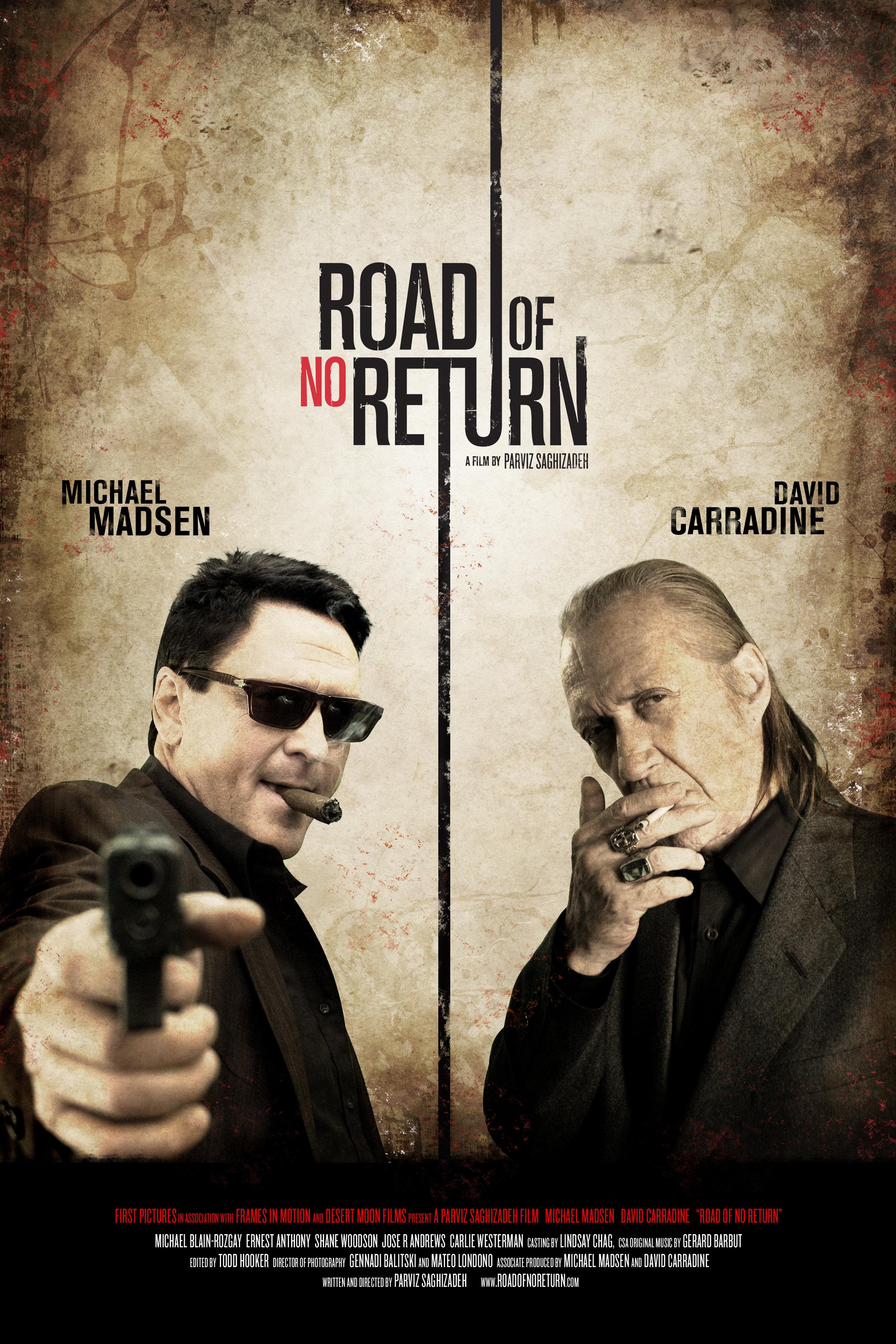 Droga bez powrotu / Road of No Return