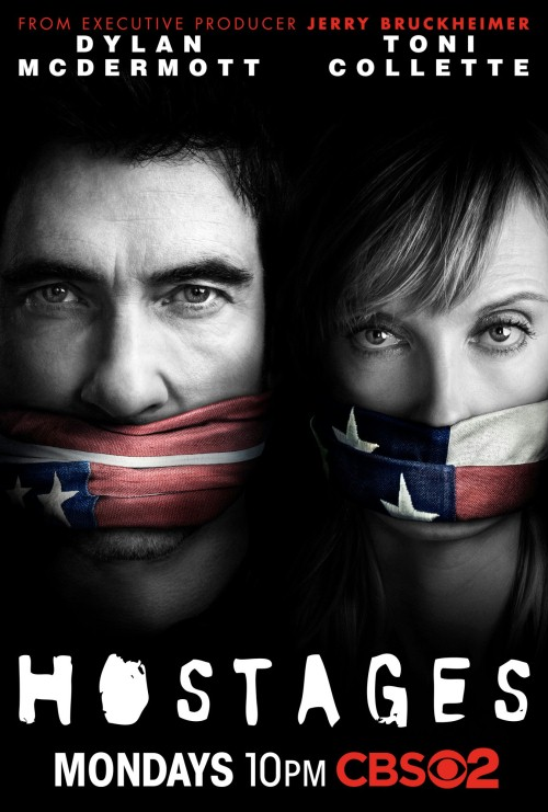 Zakładnicy / Hostages (sezon1)