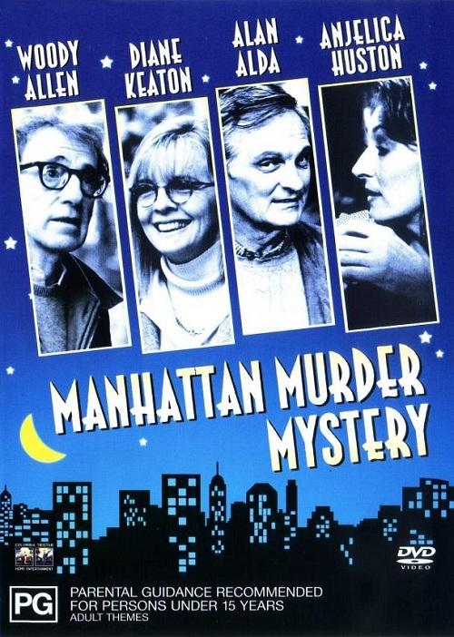 Tajemnica morderstwa na Manhattanie / Manhattan Murder Mystery