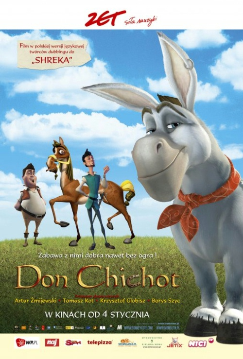 Don Chichot / Donkey Xote