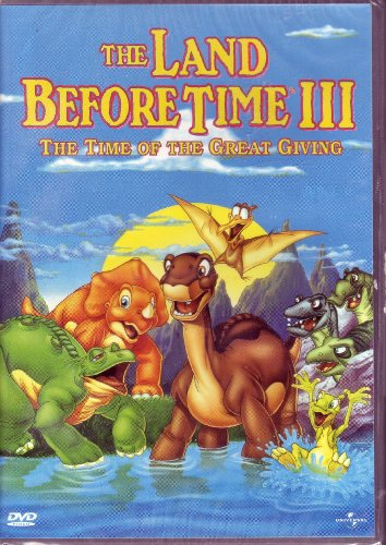 Pradawny Ląd III: Wielkie Poszukiwania / Land Before Time III: The Time of the Great Giving, The