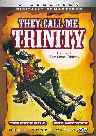 Nazywają mnie Trinity / They Call Me Trinity