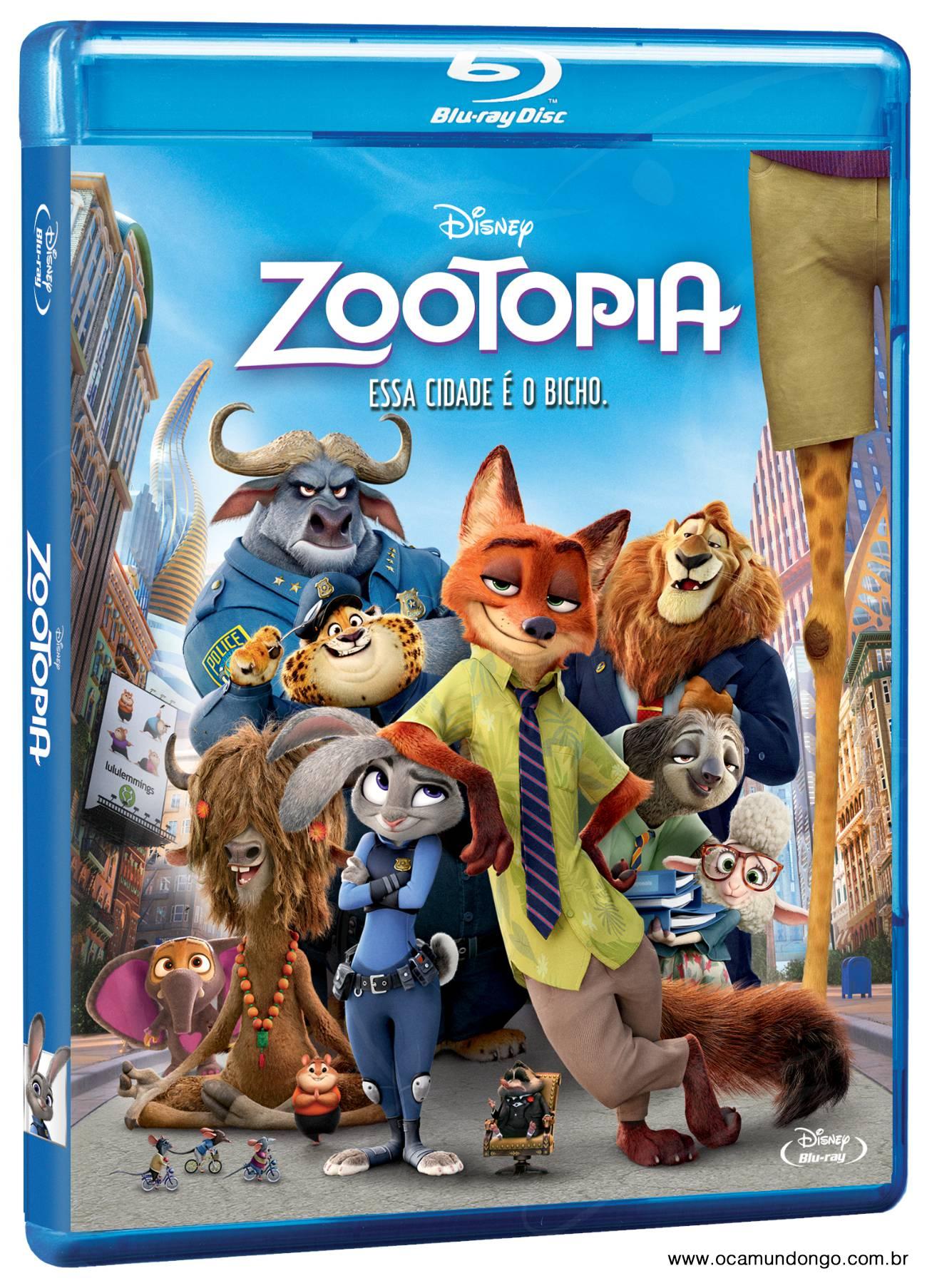 Zwierzogród / Zootopia