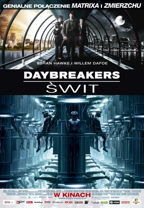 Świt 3D / Daybreakers 3D