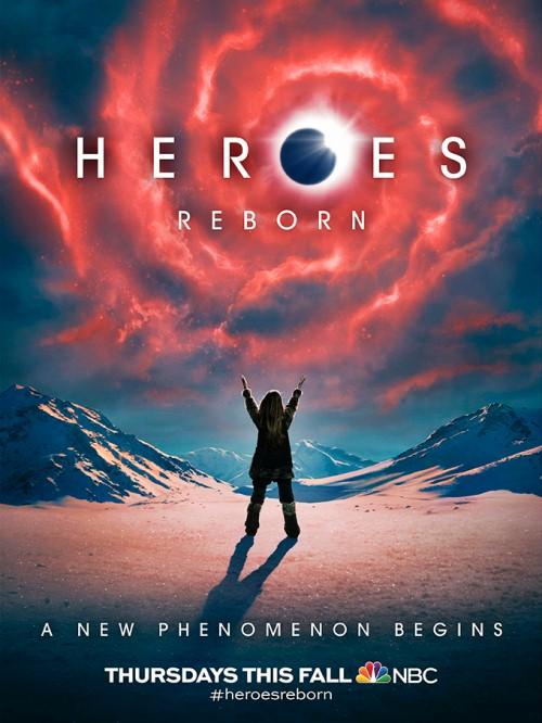 Herosi: Odrodzenie / Heroes Reborn (Sezon 1)