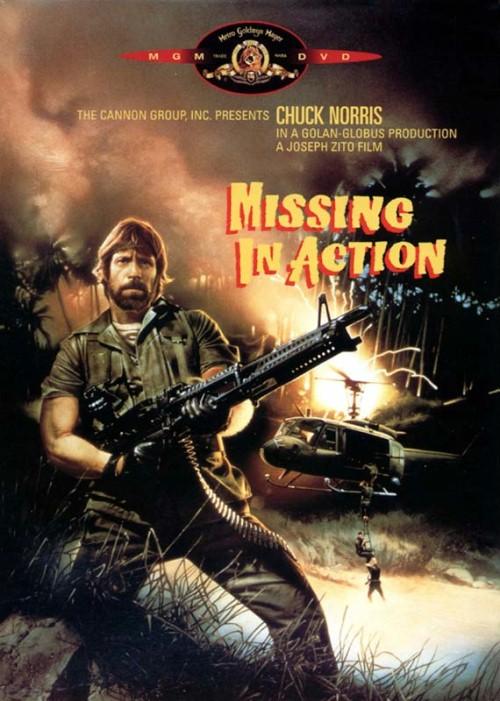 Zaginiony w akcji / Missing in Action