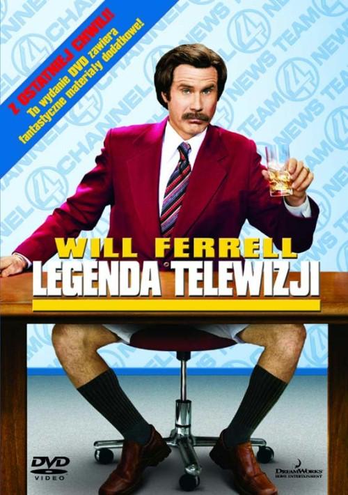 Legenda telewizji / Anchorman: The Legend of Ron Burgundy