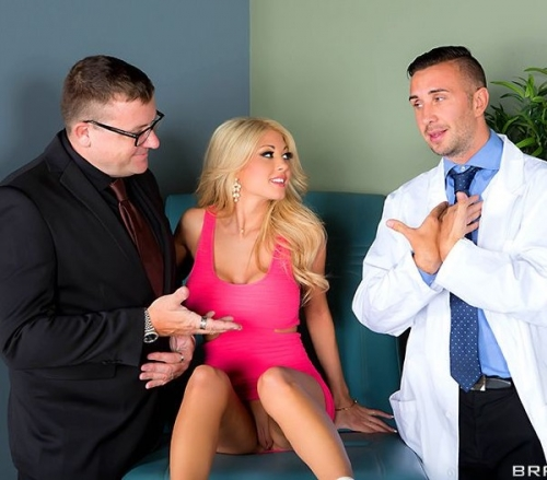 Kayla Kayden - Kayla Wants Her Doctors Goo