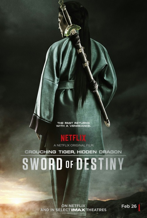 Przyczajony tygrys, ukryty smok: Miecz przeznaczenia / Crouching Tiger, Hidden Dragon: Sword of Destiny