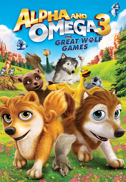 Alfa i Omega 3: Igrzyska w Wilczym Stylu / Alpha and Omega 3: The Great Wolf Games