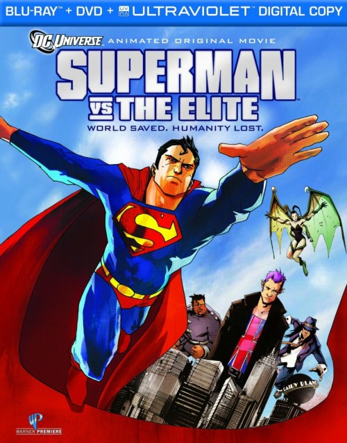 Superman kontra Elita / Superman Versus The Elite